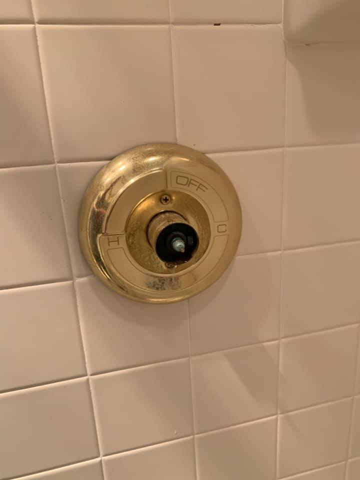 replacement shower valve in Great Fall, VA
